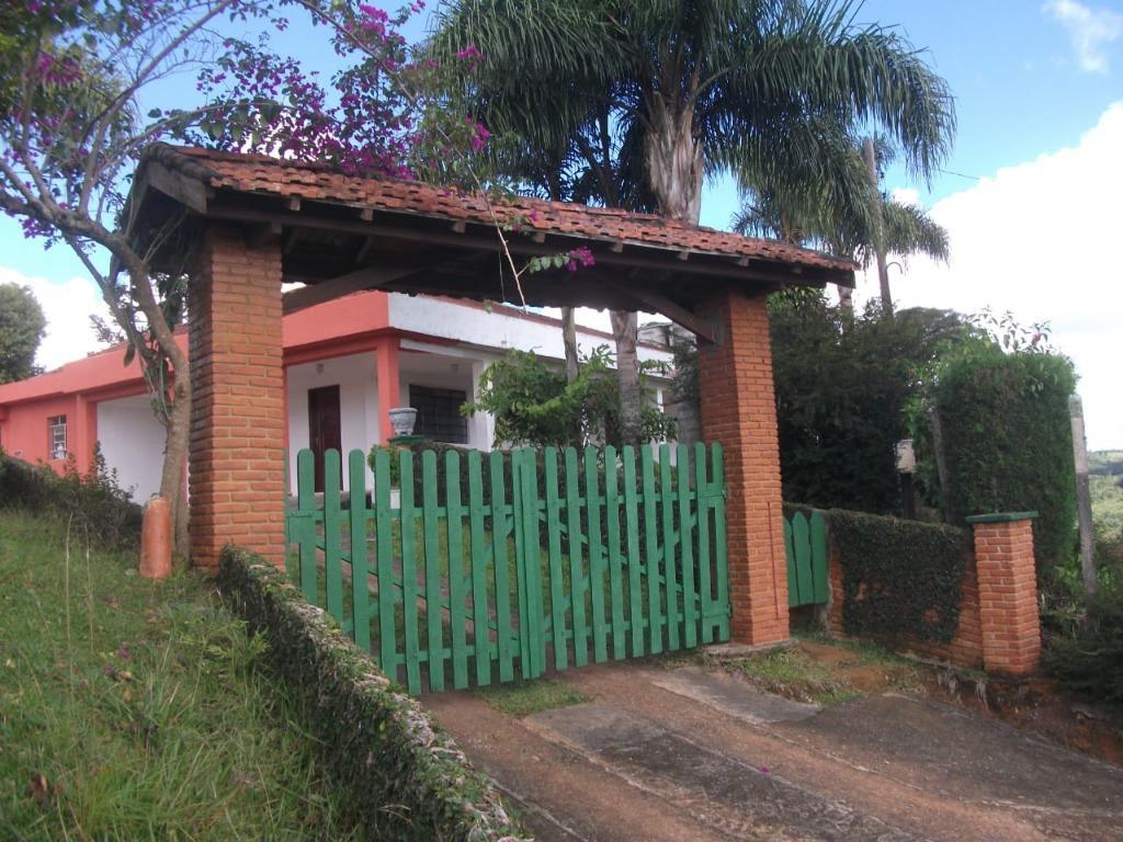 Chácara com 3 dormitórios à venda, 5316 m² por R$ 350.000 - Zona Rural - Piedade/SP