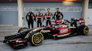 Lotus E22 Official Reveal Nick Chester, Pastor Maldonado Romain Grosjean & Matthew Carter