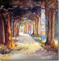 EmilyCarr-Totem-Walk-At-Sitka-1917