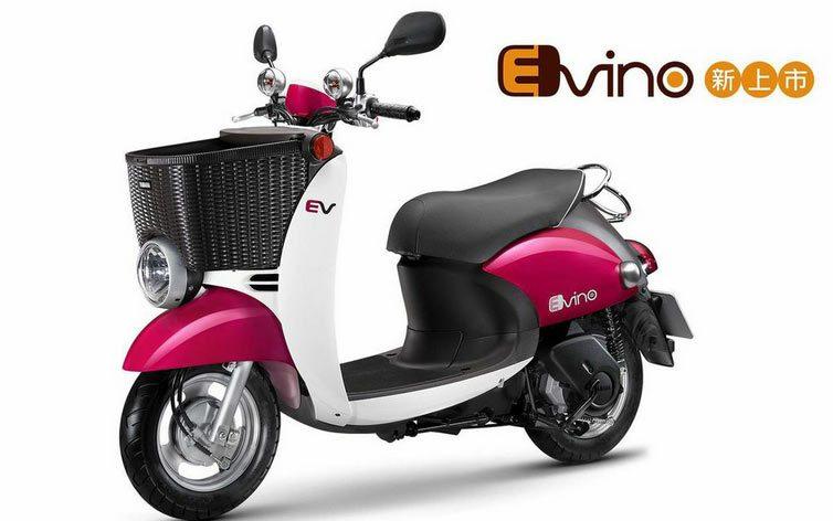 Yamaha E-Vino - Spesifikasi Lengkap dan Harga