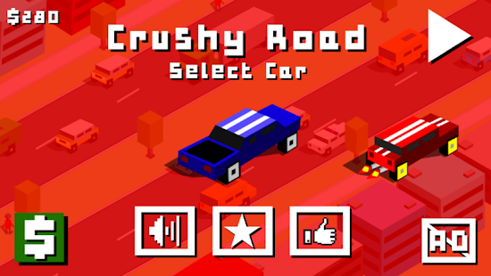 Crushy Road - screenshot