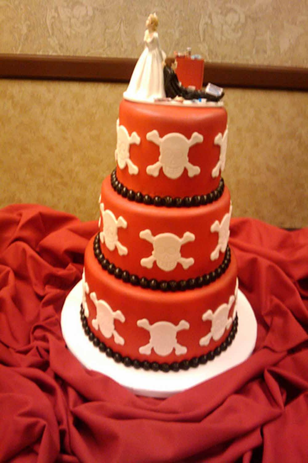 Wedding cakes designs 2011