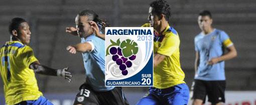 Uruguay vs. Ecuador en Vivo - Sudamericano Sub 20