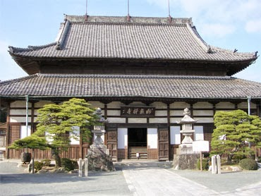 豊川稲荷 法堂(はっとう)