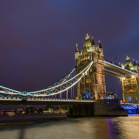 Tower Bridge by Daniel Widjaja - Buildings & Architecture Bridges & Suspended Structures ( bridge )