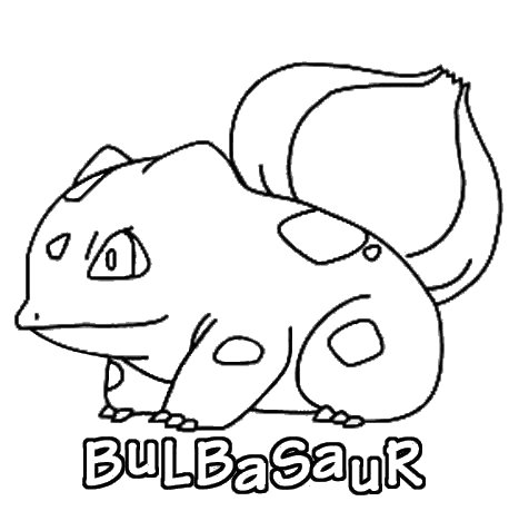 coloring pages of pokemon - Pokemon coloring pages Free Coloring Pages