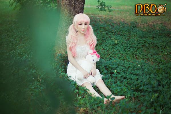 Daybreak Online tung cosplay đón phiên bản web 1