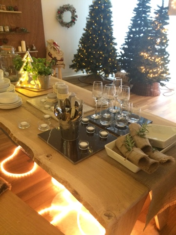Make Your Own Table - Little House Lovely - Festive Food