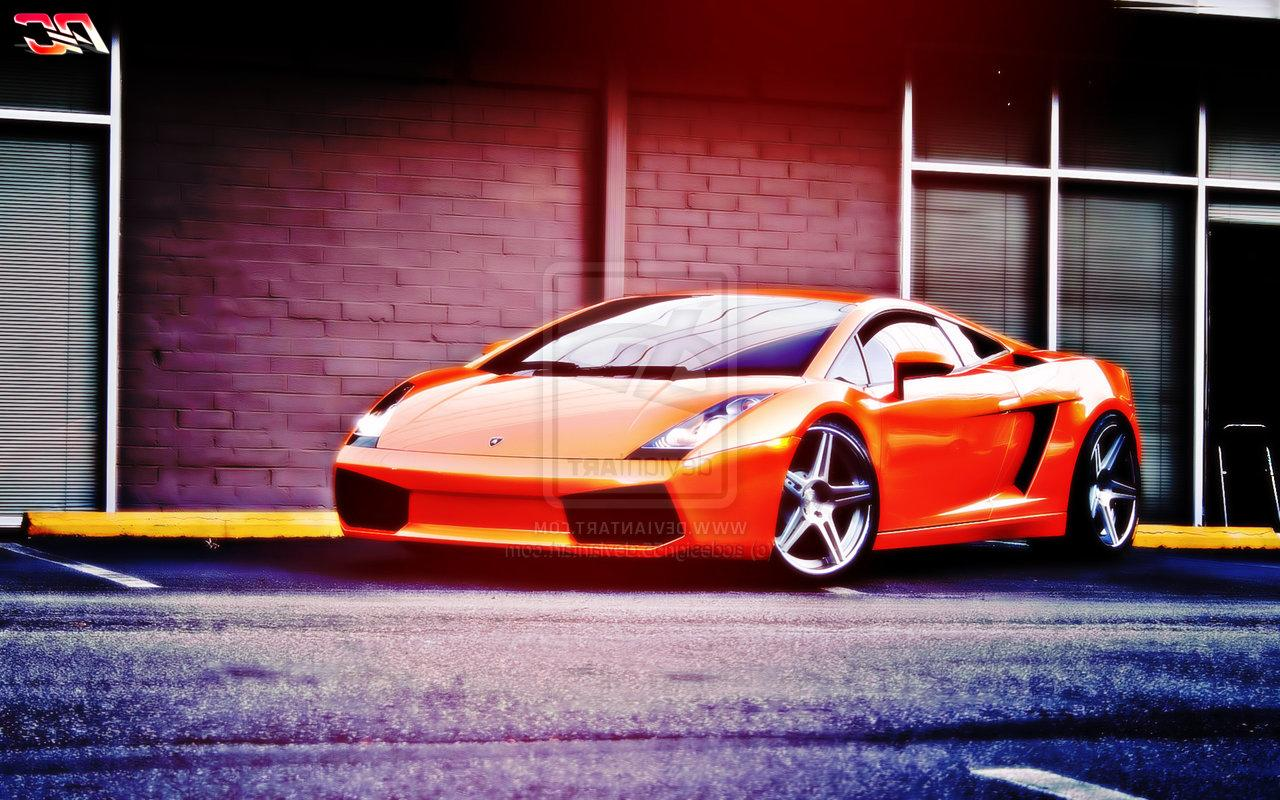 Lamborghini Gallardo-1 - WP by