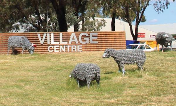 kambah village