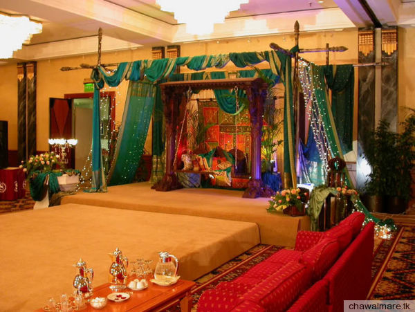 Decoration|Arabian Wedding