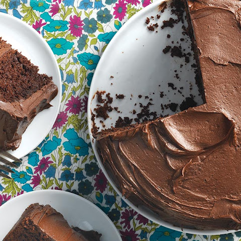 Sourdough Chocolate Cake