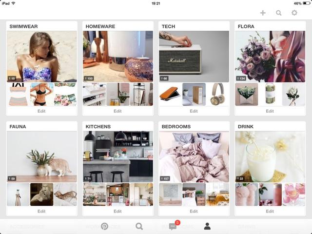 The Best Fashion Apps for Men & Women | Source: Pinterest