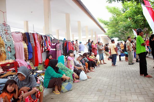 Pasar Lambocca Bantaeng, Modernisasi Tradisional-17