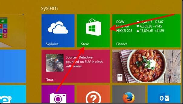 cara mematikan fitur auto updates windows 8