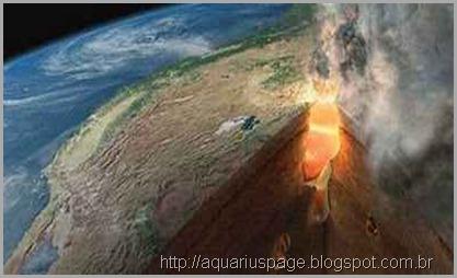 Vulcão Yeloswstone Perigo