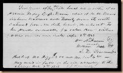 Wm. A. Purvis -Carrol Washington Davis Probate