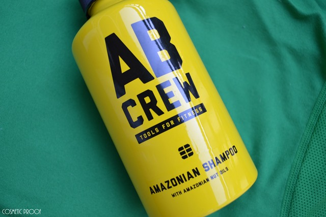 AB Crew Body Wash and Amazonian Shampoo Review (6)