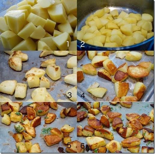 ultimate orasted potato