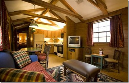 fort wilderness cabin rooms