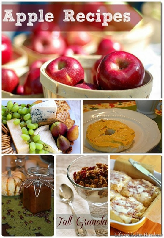LWTH Fall Food Collage