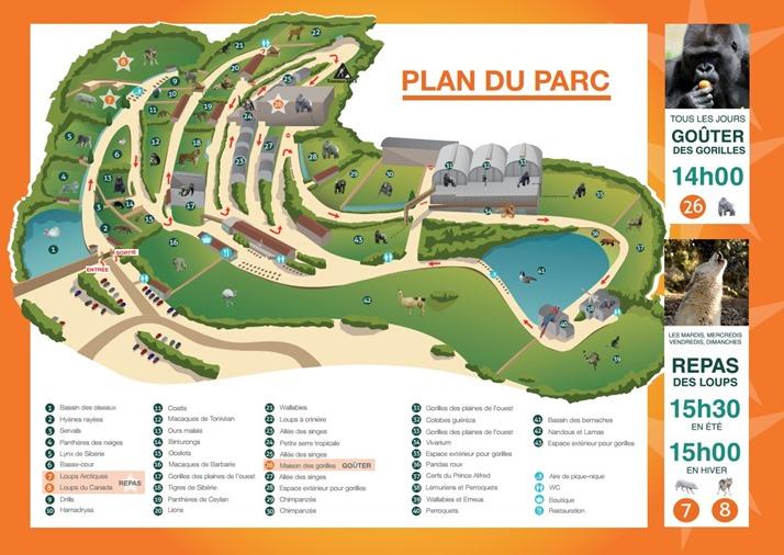 St-Martln-la-Plaine plan