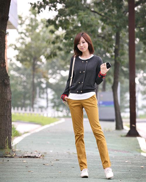 Hinh anh Dao pho mua thu cung ao len mong so 8