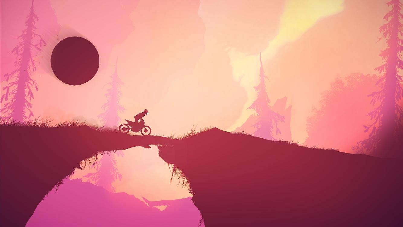 Psebay: Gravity Moto Trials Screenshot 4