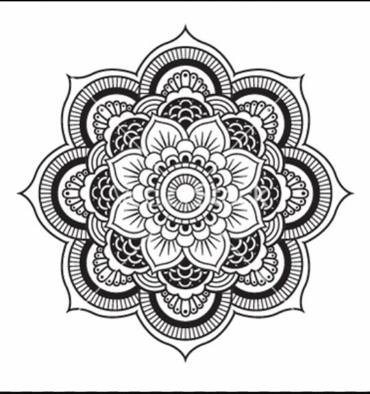 Birras&Pintamorros: Mandalas: Dibujos para Adultos