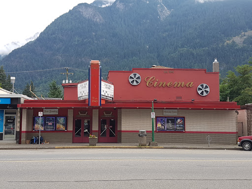 Hope Cinema, 376 Wallace St, Hope, BC V0X 1L0, Canada, Movie Theater, state British Columbia