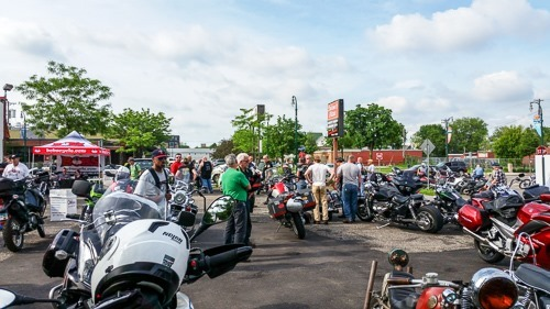 Motorcycle First Thursday June 2015