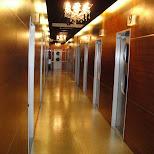 karaoke 804 hallway in Osaka, Osaka, Japan