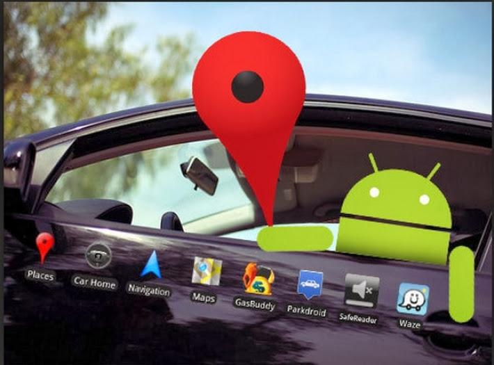 Android mmerambah Teknologi Otomotif