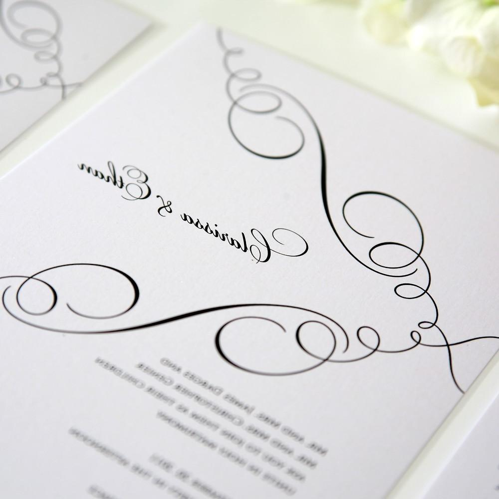Wedding Invitation Clip Art