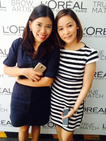 #FoundMyTrueMatch L'Oreal Paris Event