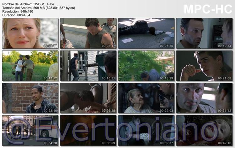The Walking Dead - Temporada 1 [Español Latino] [Uptobox]
