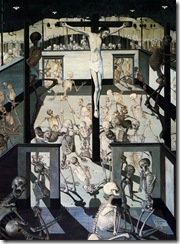 crucifixion-1957