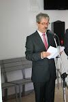 Inauguration du commerce de Tréméoc - discours de Jean L'Helgouarch, maire de Tréméoc 10/09/2013