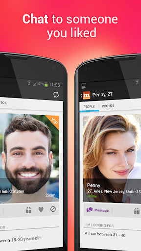 Dating online for free - Mamba screenshot 7