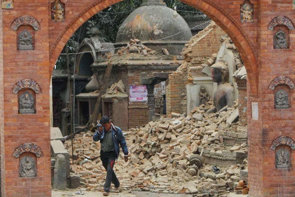 Quake deals heavy blow to Nepal's rich cultural heritage