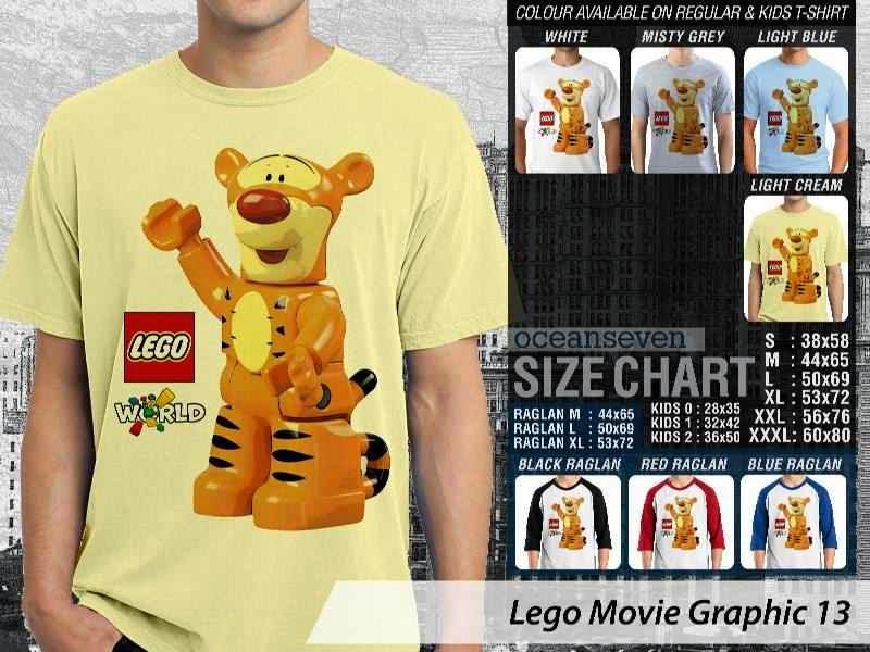 KAOS Tiger Winnie the Pooh distro ocean seven