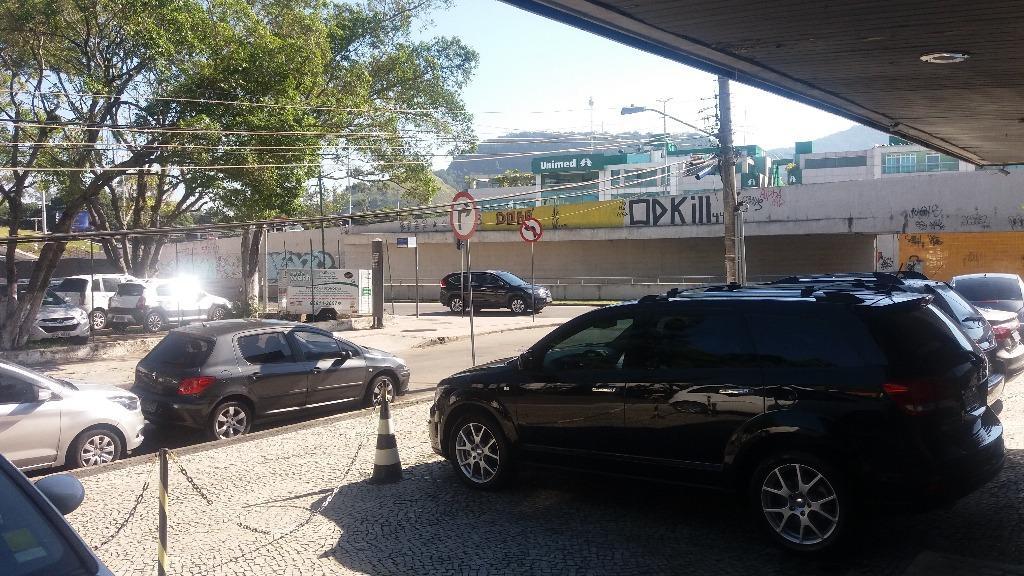 Loja comercial para locação, Barra da Tijuca, Rio de Janeiro.