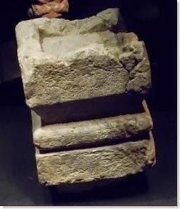 Illeta dels Banyets - Altar ibérico - MARQ