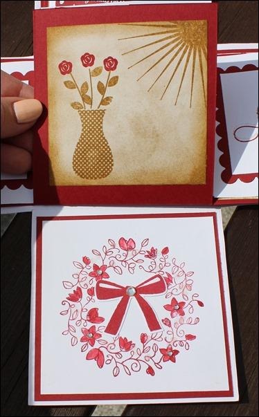 Explosion Box Love Wedding Hochzeit Cake 014