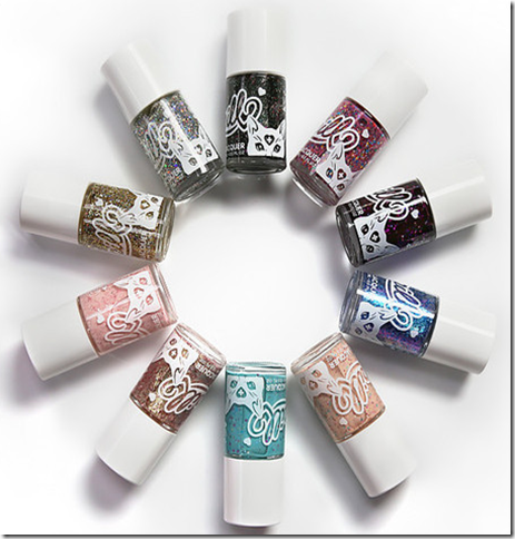 Nail Lacquer Collection