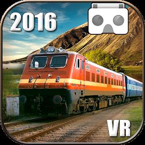 Cover art Mountain Train 2016 VR - PRO