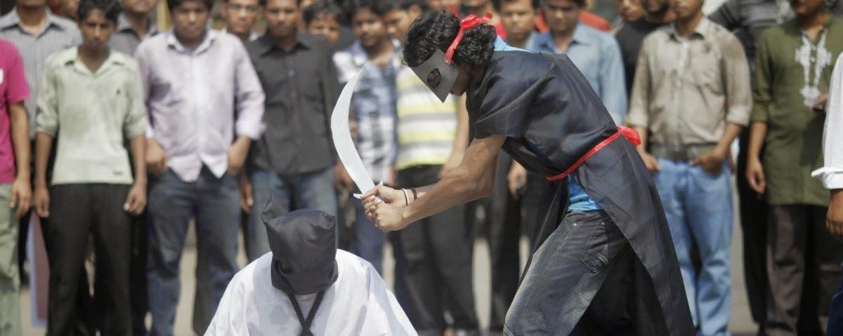 Image of Saudi Arabia Now Hiring Executioners