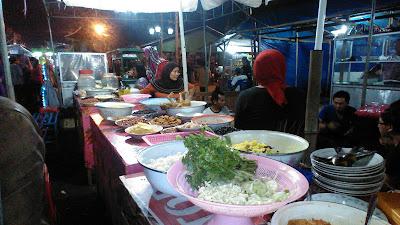Menikmati Sego Gurih, Kuliner wajib anda coba saat berkunjung ke Sekaten