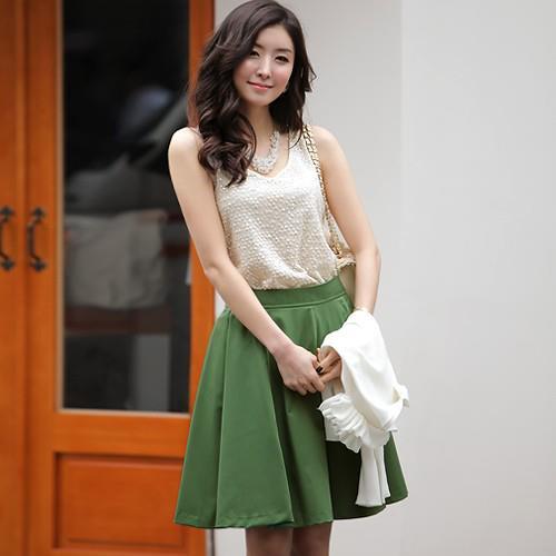 Chon chan vay dep diu dang cho nang cong so 23