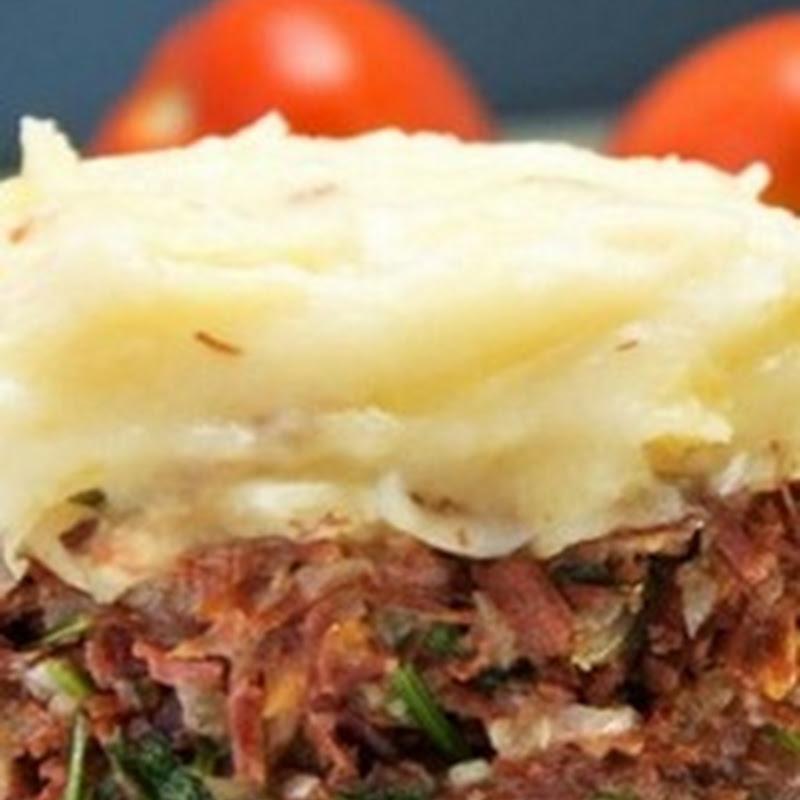 Fricassê de carne moída com requeijão – ricette brasiliane